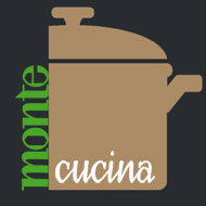 monte Cucina – Currywurst, Burger & mehr Logo